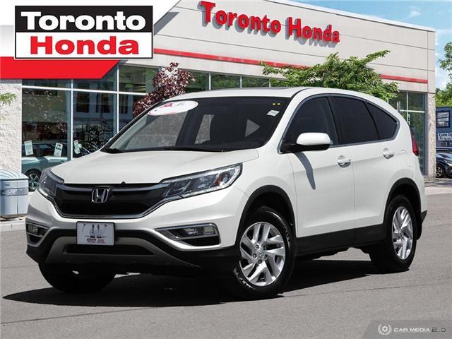 2015 Honda CR-V  (Stk: H40281T) in Toronto - Image 1 of 27