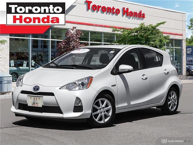 2014 Toyota Prius C  (Stk: H40330T) in Toronto - Image 1 of 27