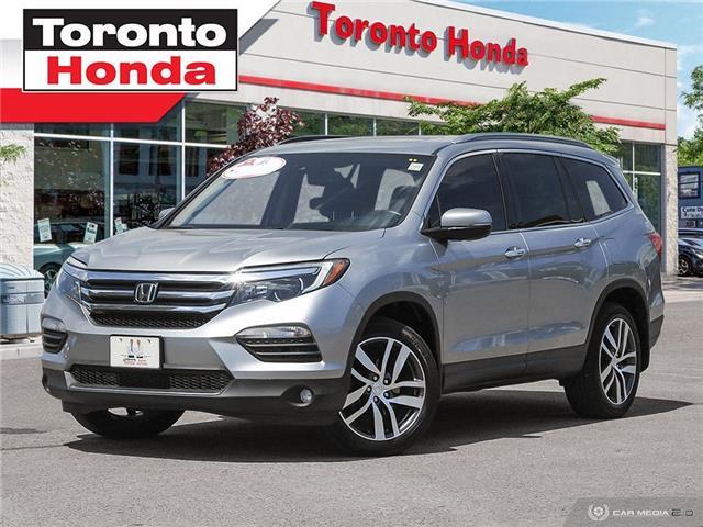 2018 Honda Pilot  (Stk: H40297T) in Toronto - Image 1 of 28