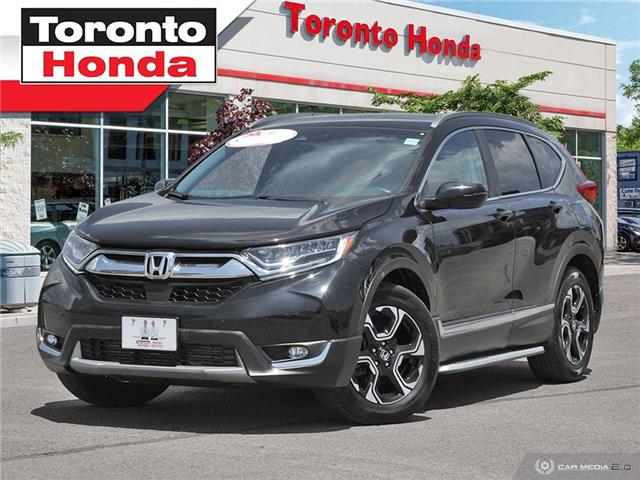 2017 Honda CR-V  (Stk: H40335P) in Toronto - Image 1 of 28