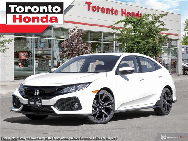 2020 Honda Civic Sport (Stk: 2000845) in Toronto - Image 1 of 23