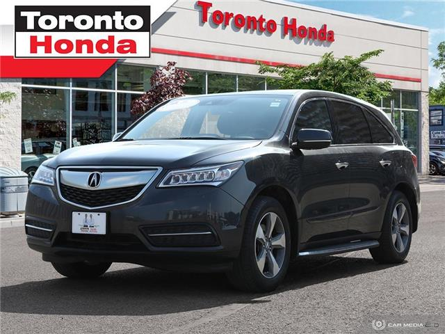 2016 Acura MDX SH-AWD (Stk: H40325A) in Toronto - Image 1 of 26
