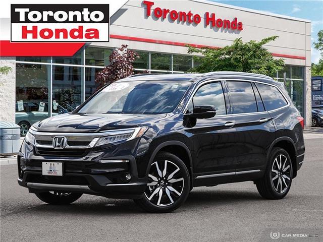 2020 Honda Pilot 8 Passenger (Stk: H40367T) in Toronto - Image 1 of 28
