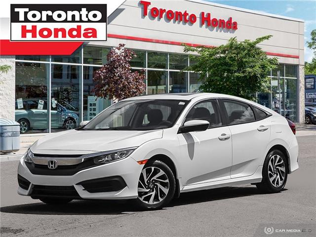 2016 Honda Civic Sedan  (Stk: H40327A) in Toronto - Image 1 of 28