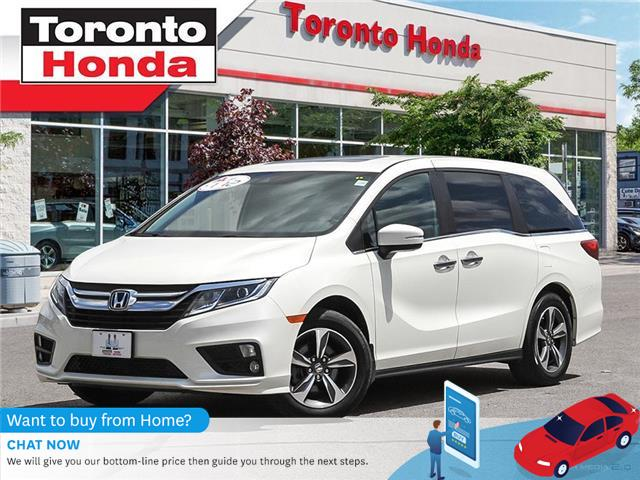 2019 Honda Odyssey  (Stk: H40352T) in Toronto - Image 1 of 28