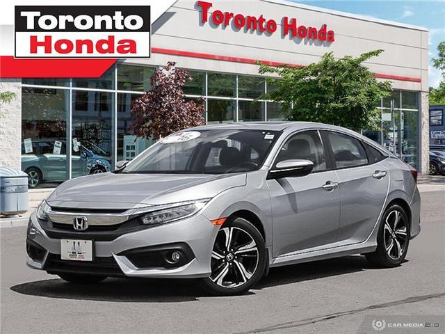 2017 Honda Civic Sedan  (Stk: H40338T) in Toronto - Image 1 of 28