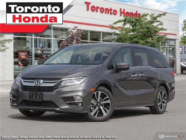 2020 Honda Odyssey Touring (Stk: 2000857) in Toronto - Image 1 of 23