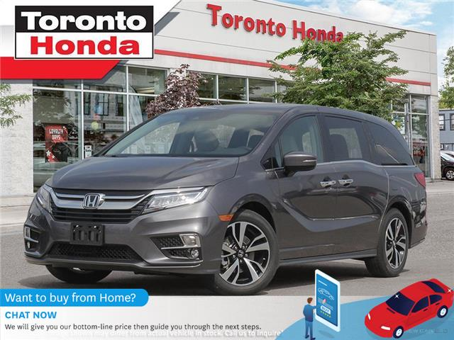 2020 Honda Odyssey Touring (Stk: 2000878) in Toronto - Image 1 of 23