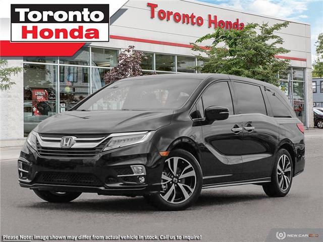 2020 Honda Odyssey Touring (Stk: 2000853) in Toronto - Image 1 of 23