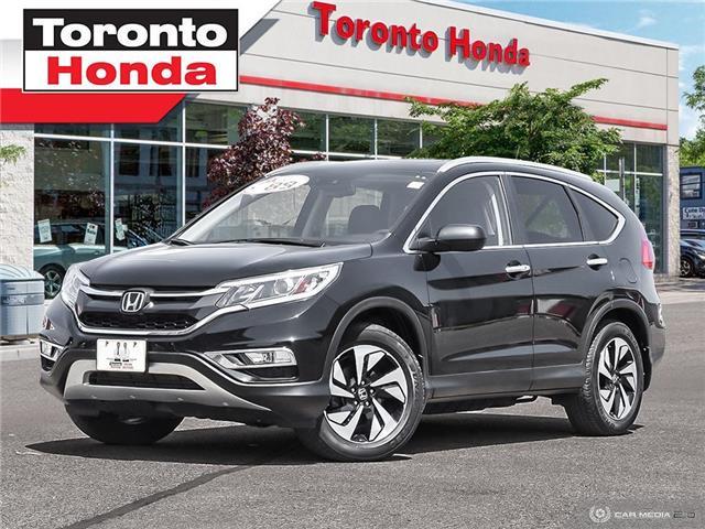 2016 Honda CR-V  (Stk: H40347T) in Toronto - Image 1 of 27
