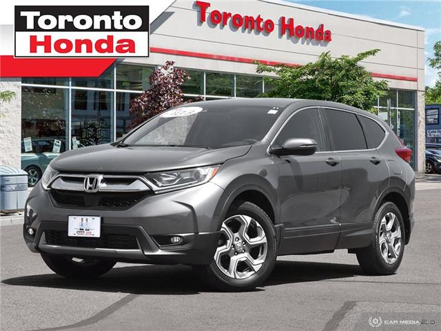 2018 Honda CR-V  (Stk: H40361P) in Toronto - Image 1 of 27