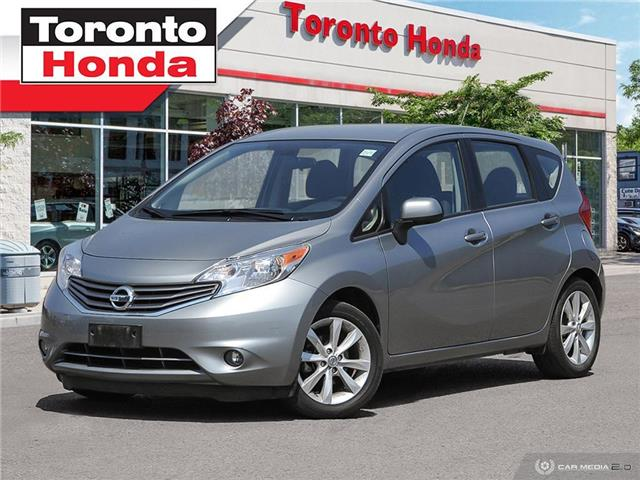 2014 Nissan Versa Note  (Stk: H40363T) in Toronto - Image 1 of 27