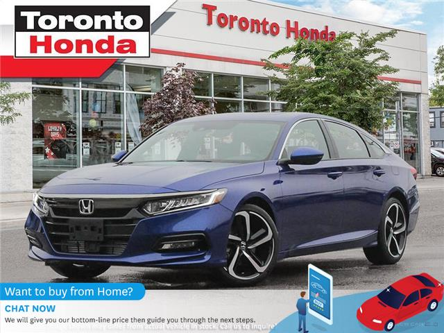 2020 Honda Accord Sport 1.5T (Stk: 2000885) in Toronto - Image 1 of 23