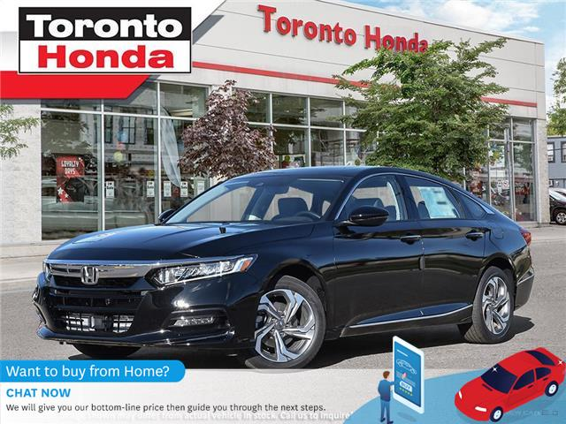 2020 Honda Accord EX-L 1.5T (Stk: 2000882) in Toronto - Image 1 of 23