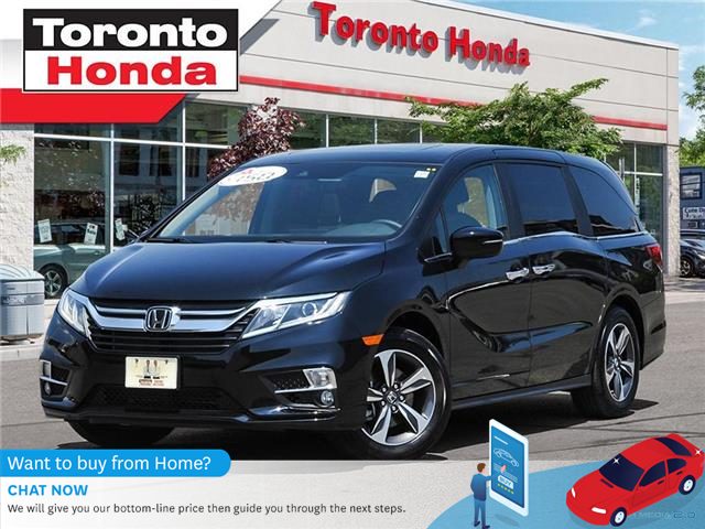 2019 Honda Odyssey w/Navigation (Stk: H40377T) in Toronto - Image 1 of 28