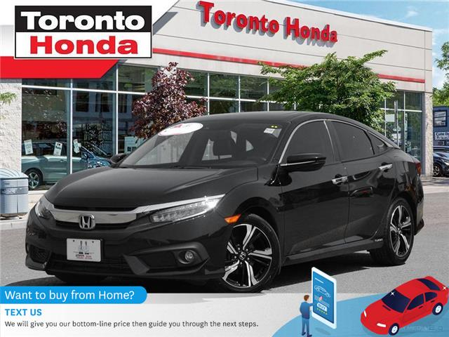 2016 Honda Civic Sedan  (Stk: H40319T) in Toronto - Image 1 of 27