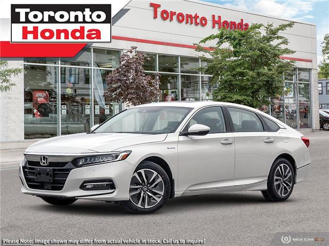 2020 Honda Accord Hybrid Base (Stk: 2000881) in Toronto - Image 1 of 21
