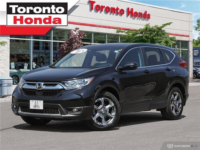 2017 Honda CR-V  (Stk: H40407P) in Toronto - Image 1 of 27