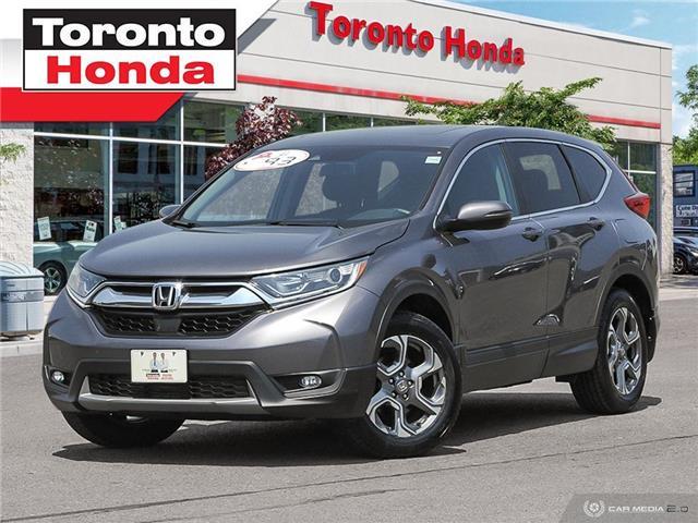 2018 Honda CR-V  (Stk: H40384T) in Toronto - Image 1 of 27