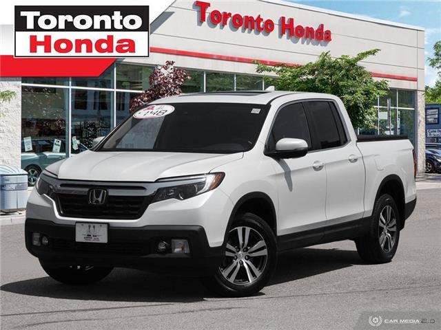 2019 Honda Ridgeline EX-L (Stk: H40366T) in Toronto - Image 1 of 26