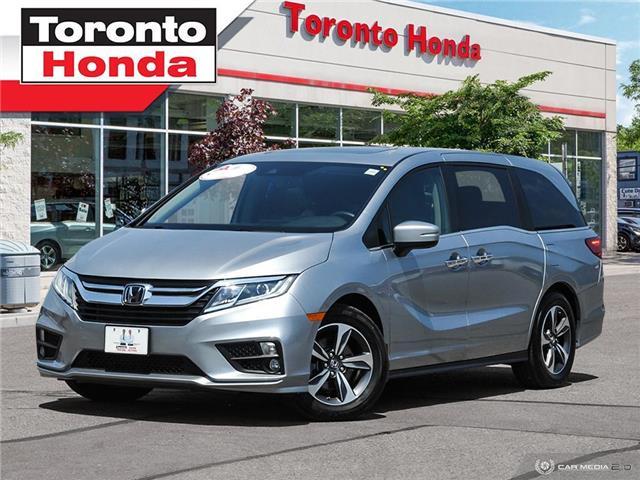 2019 Honda Odyssey  (Stk: H40370T) in Toronto - Image 1 of 27