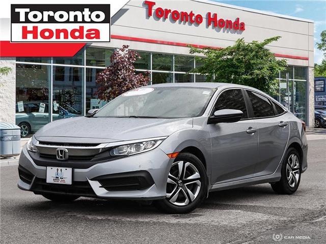 2017 Honda Civic Sedan  (Stk: H40383T) in Toronto - Image 1 of 27