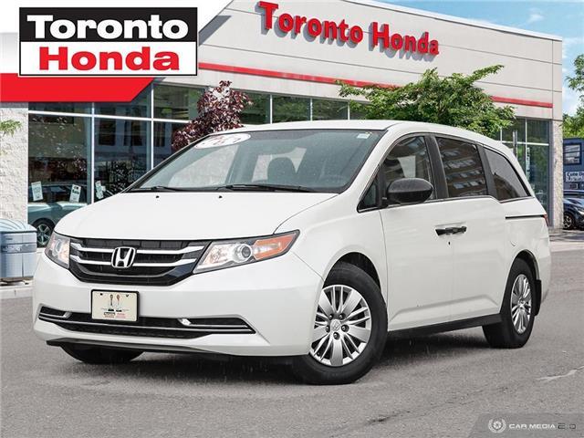 2016 Honda Odyssey  (Stk: H40390T) in Toronto - Image 1 of 27