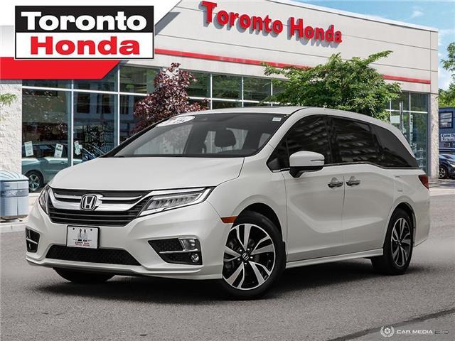 2018 Honda Odyssey  (Stk: H40320T) in Toronto - Image 1 of 27