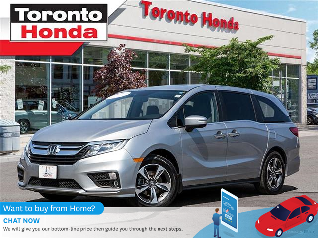 2018 Honda Odyssey  (Stk: H40391T) in Toronto - Image 1 of 28