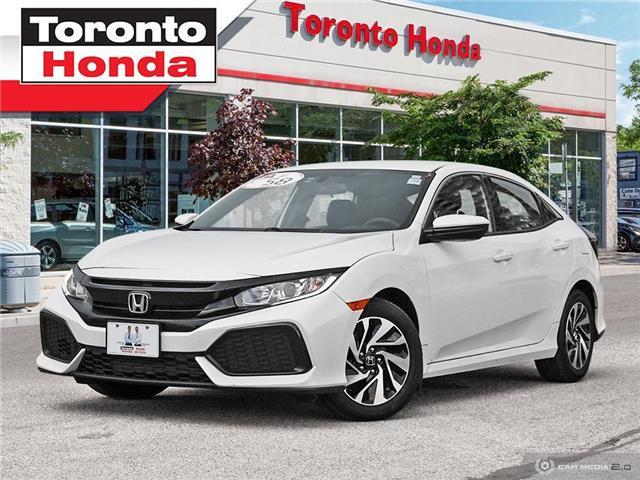 2017 Honda Civic Hatchback  (Stk: H40388T) in Toronto - Image 1 of 25