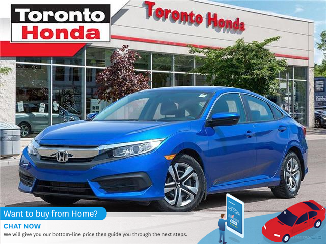 2017 Honda Civic Sedan  (Stk: H40441A) in Toronto - Image 1 of 27