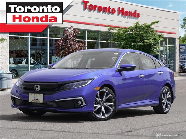 2019 Honda Civic Sedan Touring Low Interest Rate!!! (Stk: H40400A) in Toronto - Image 1 of 29