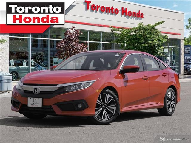 2018 Honda Civic Sedan w/Honda Sensing (Stk: H40432A) in Toronto - Image 1 of 29