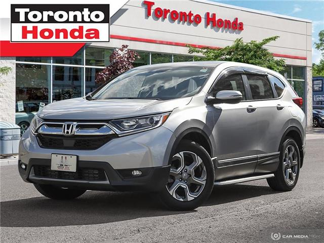 2019 Honda CR-V LEATHER AWD (Stk: H40423A) in Toronto - Image 1 of 27
