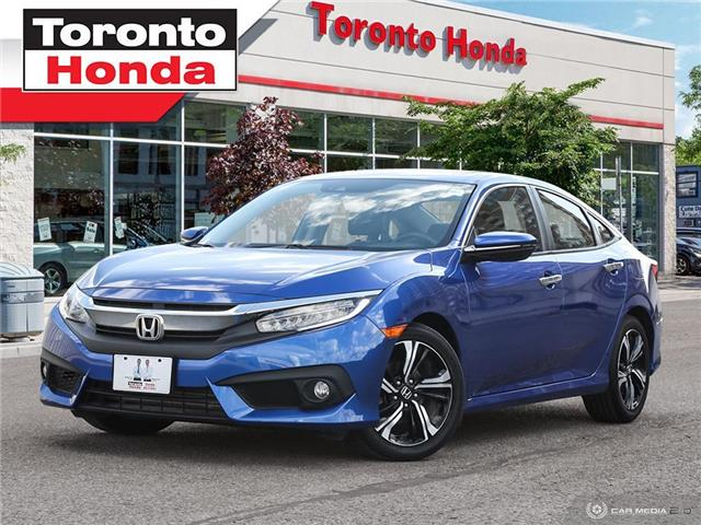 2018 Honda Civic Sedan  (Stk: H40435A) in Toronto - Image 1 of 27