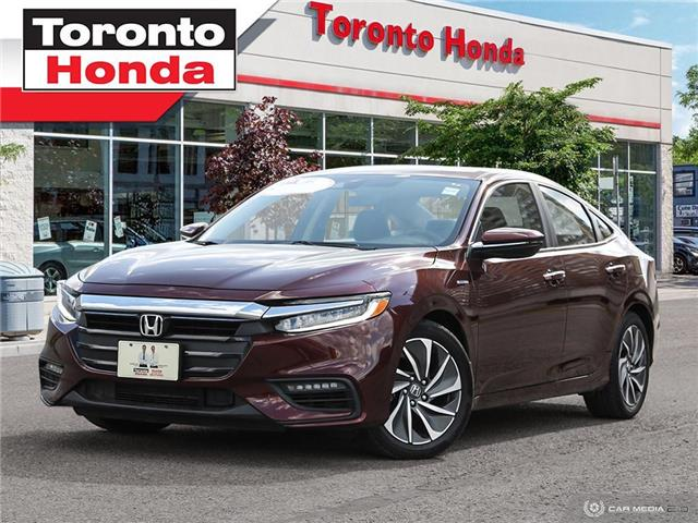2019 Honda Insight Touring Hybrid (Stk: H40397A) in Toronto - Image 1 of 27
