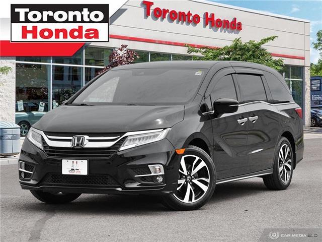 2019 Honda Odyssey  (Stk: H40486A) in Toronto - Image 1 of 27