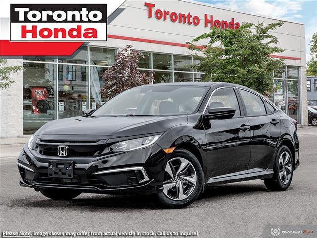 2020 Honda Civic LX (Stk: 2000972) in Toronto - Image 1 of 23