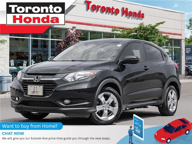 2016 Honda HR-V EX Low Kms Like new! (Stk: H40427A) in Toronto - Image 1 of 30