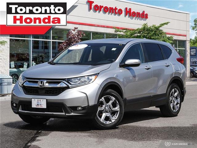 2018 Honda CR-V  (Stk: H40489A) in Toronto - Image 1 of 28