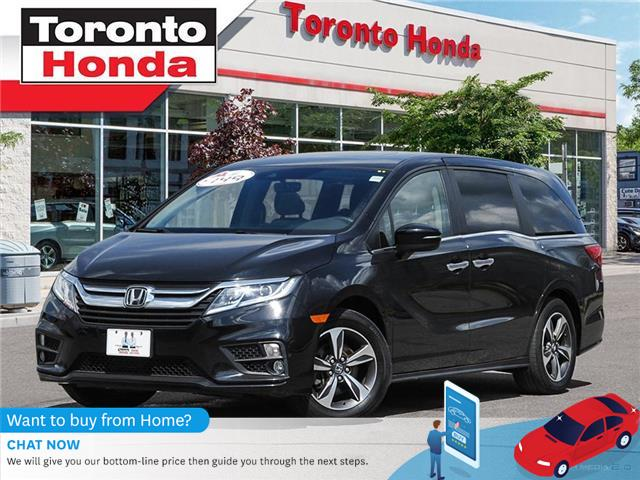 2018 Honda Odyssey  (Stk: H40365T) in Toronto - Image 1 of 27