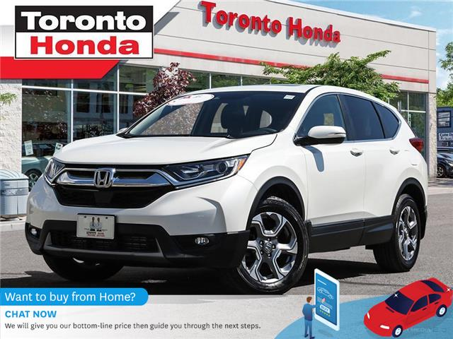 2018 Honda CR-V  (Stk: H40494A) in Toronto - Image 1 of 27