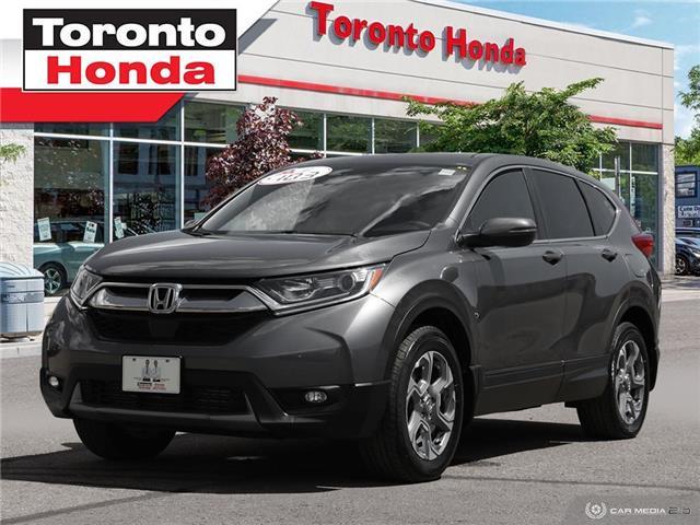 2018 Honda CR-V  (Stk: H40505A) in Toronto - Image 1 of 26