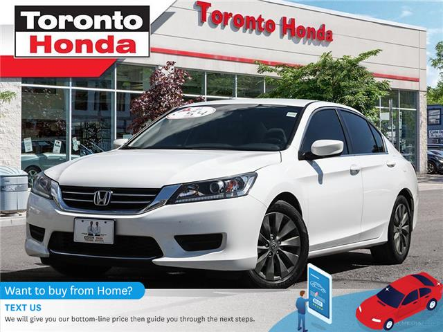 2015 Honda Accord Sedan  (Stk: H40511A) in Toronto - Image 1 of 27