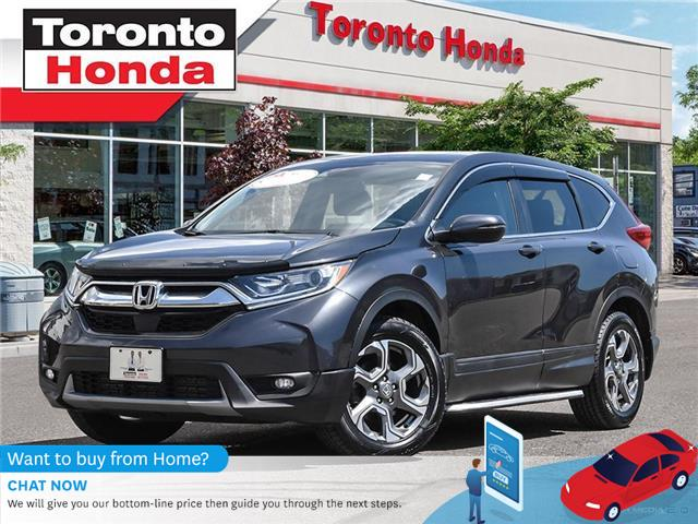 2018 Honda CR-V  (Stk: H40497A) in Toronto - Image 1 of 27
