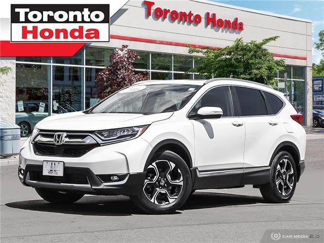 2018 Honda CR-V  (Stk: H40490A) in Toronto - Image 1 of 27