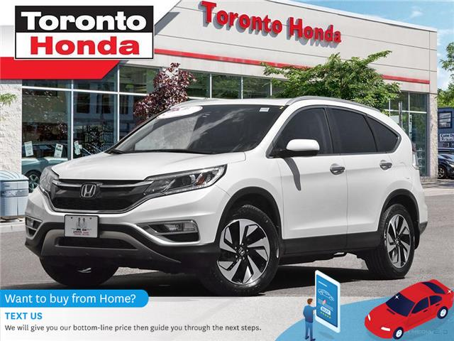 2016 Honda CR-V  (Stk: H40513A) in Toronto - Image 1 of 27