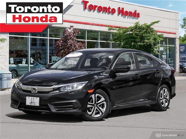 2017 Honda Civic Sedan  (Stk: H40545P) in Toronto - Image 1 of 28