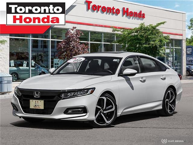 2018 Honda Accord Sedan  (Stk: H40508A) in Toronto - Image 1 of 27