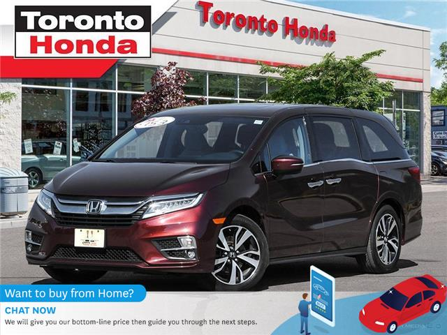 2019 Honda Odyssey Touring (Stk: H40554T) in Toronto - Image 1 of 28